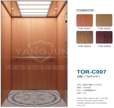 别墅家用高端电梯装潢设计